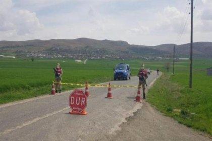Elazığ'da koronavirüs nedeniyle bir köy karantinaya alındı