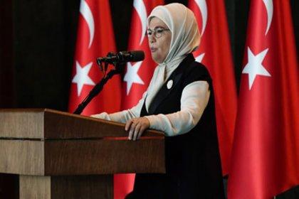 Emine Erdoğan: İslam'ın kadına verdiği değeri anlatamıyoruz