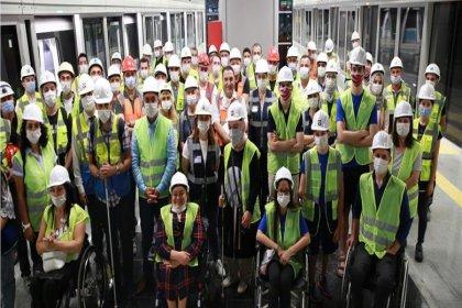 Engelsiz metro önerileri engelli vatandaşlardan toplandı