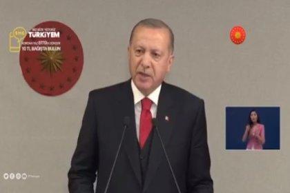 """Erdoğan; """"23-24-25-26 Nisan'da 4 gün sokağa çıkma yasağı uygulanacak"""""""