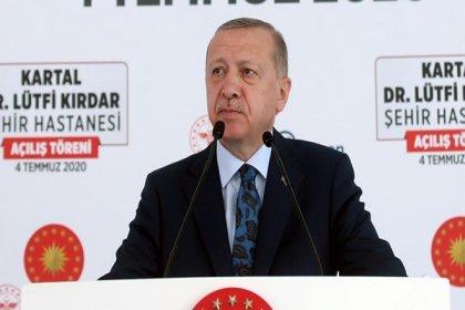 Erdoğan: Asker uğurlamada ortaya çıkan görüntüler rahatsız edici