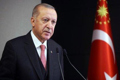 Erdoğan: Ayasofya bizim iç meselemizdir