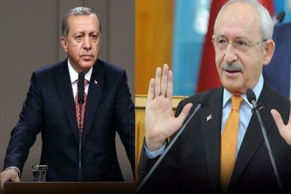 Erdoğan, Kılıçdaroğlu'na 2 milyon liralık tazminat davası açtı