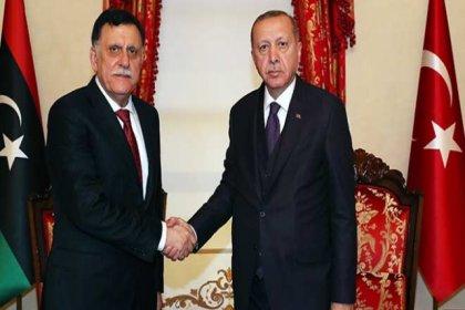 Erdoğan Libya Ulusal Mutabakat Hükümeti Başbakanlık Konseyi Başkanı Fayez Al Sarraj ile görüşecek