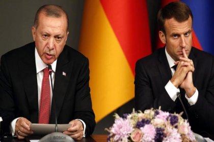 'Erdoğan, Macron'la füze pazarlığı yaptı'