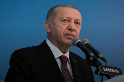 Erdoğan: Türkiye'ye darbeyle yıkamadılar, ekonomi ile de alt edemeyecekler