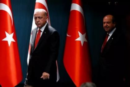 'Erdoğan'a Kıbrıs şoku'