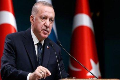 Erdoğan'dan AB Delegasyonu'na tam üyelik çağrısı