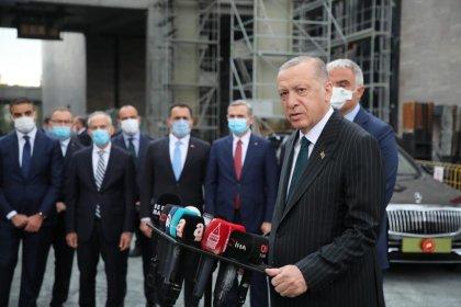 Erdoğan'dan Mesut Yılmaz açıklaması