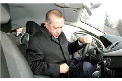 Erdoğan'ın limuzini 41 bin 500 liraya satıldı