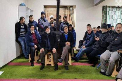 Erdoğan'ın memleketinde köylülerin HES'e karşı nöbeti sürüyor