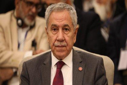 Bülent Arınç: Sayın Cumhurbaşkanı çok ağır bir konuşma yaptı, beni çok rencide etti