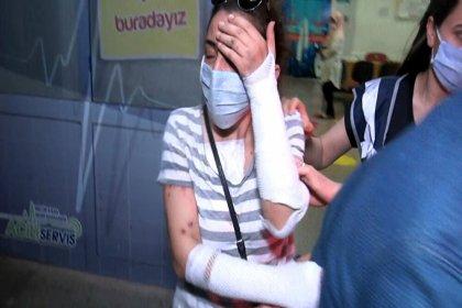 Erkek arkadaşının yüzüne kezzap atan kadının koronavirüs testi pozitif çıktı, 4 polis karantinaya alındı