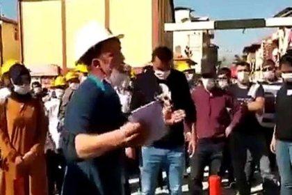 Ermenek'li maden işçileri: Yapamıyorsanız, kendimiz üretir kendimiz yönetiriz