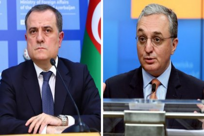 Ermenistan ve Azerbaycan dışişleri bakanları, Moskova'da bir araya geliyor