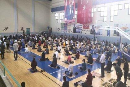 Erzurum'da spor salonlarına 'cuma namazı' düzenlemesi