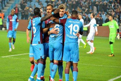 Erzurumspor, Trabzonspor'a 5-0 mağlup oldu