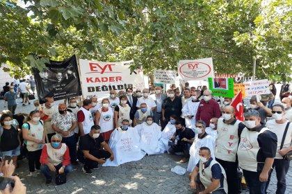 EYT mağdurları İzmir'de sokağa çıktı