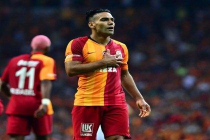 'Falcao Galatasaray'dan ayrılacak' iddialarına sarı kırmızılı kulüpten yanıt