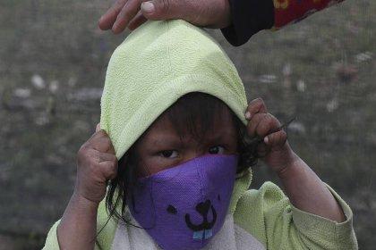 Farklı etnik kökenlere sahip çocuklar salgın karşısında daha korumasız