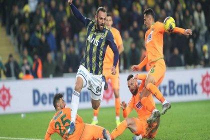 Fenerbahçe 1-1 Alanyaspor