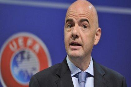 FIFA: Her şey yüzde 100 güvenli hale gelmeden devam edemeyiz