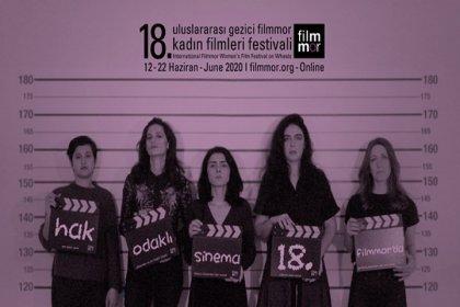 Filmmor Kadın Filmleri Festivali 12 Haziran'da çevrimiçi başlıyor