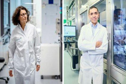 Financial Times, koronavirüs aşısını geliştiren Özlem Türeci ve Uğur Şahin'i 'Yılın Kişileri' seçti