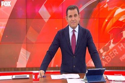 Fox TV, Fatih Portakal'ın istifasını doğruladı