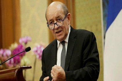 Fransa Dışişleri Bakanı: Erdoğan sözlerini eyleme dökmeli