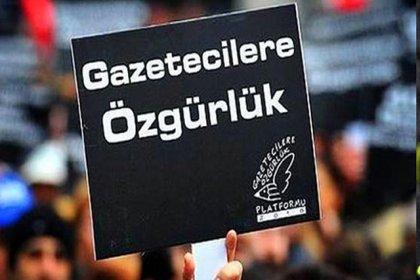 G9 Gazetecilik Örgütleri Platformu: Gazetecileri susturamazsınız!