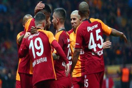 Galatasaray - Hes Kablo Kayserispor: 4-1