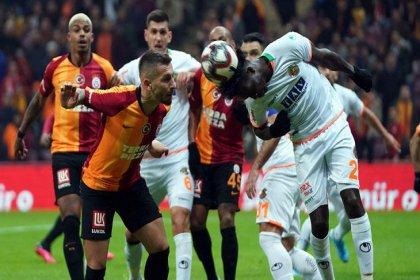 Galatasaray – Aytemiz Alanyaspor: 3-1