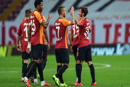 Galatasaray: 3 - Göztepe: 1