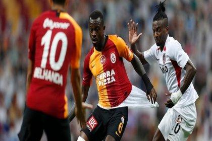 Galatasaray, Gaziantep'le 3-3 berabere kaldı