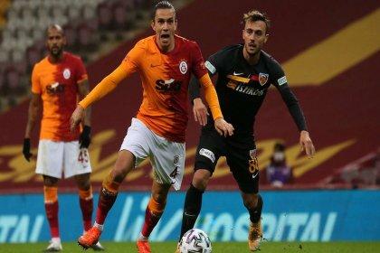 Galatasaray, Kayserispor ile 1-1 berabere kaldı