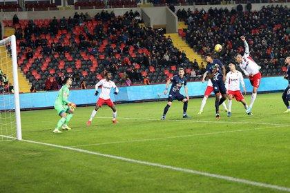 Gaziantep - Çaykur Rizespor: 2-0