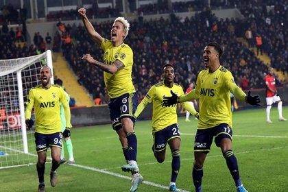 Gaziantep FK - Fenerbahçe: 0-2