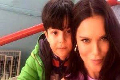 Geçtiğimiz ay oğlunu kaybeden Ebru Şallı'dan Anneler Günü paylaşımı: Ponçik hep benimle, hiç ayrılmayacak