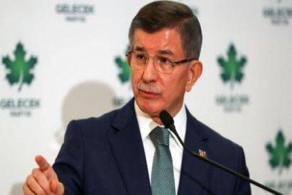 Gelecek Partisi Genel Başkanı Davutoğlu, Suriye'nin İdlib bölgesindeki hükumetin politikaları hakkında uyarı ve önerilerde bulundu
