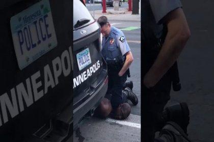 George Floyd'u öldüren polis tutuklandı, Minneapolis'te sokağa çıkma yasağı ilan edildi