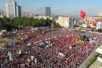 Gezi Parkı sanalda açıldı