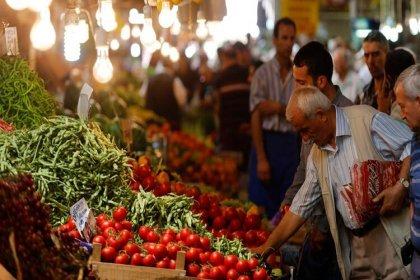 Gıda fiyatları bir yılda yüzde 27,6 arttı