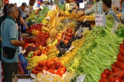 Gıda fiyatları son bir yılda 26,2 arttı