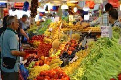 Gıda fiyatları son bir yılda yüzde 27,4 arttı