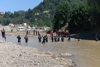 Giresun'daki sel felaketinde ölü sayısı 11'e yükseldi