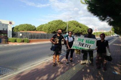 Gözaltına alınan Kazdağları direnişçileri serbest bırakıldı