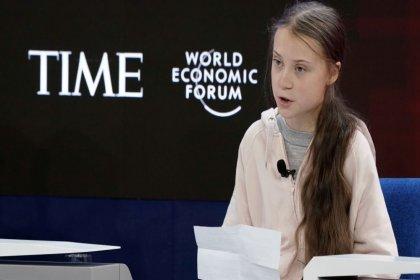 Greta Thunberg Davos Zirvesi'nde konuştu: Farkındalık sadece başlangıç, çok daha fazlası gerekiyor