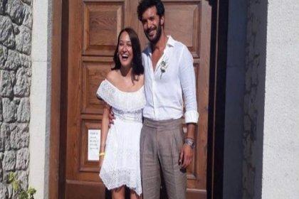 Gupse Özay ve Barış Arduç evlendi