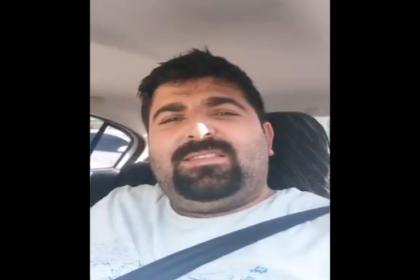 Güvenlik soruşturması tamamlandı, TIR şoförü Malik Baran Yılmaz'ın belediyede işe girişi yapıldı